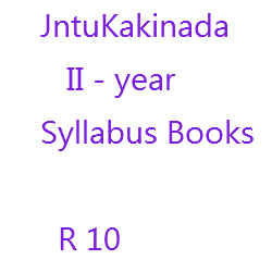 2nd year syllabus So, get the new 2nd puc blueprint 2018 for all subjects earlier, the blow up syllabus was introduced in 2015 and then it was cancelled for the next academic year so, the question paper pattern for the pu second year is changed according to the new syllabus.