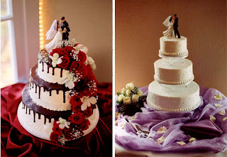 Wedding Cakes | Pictures of Wedding Cakes