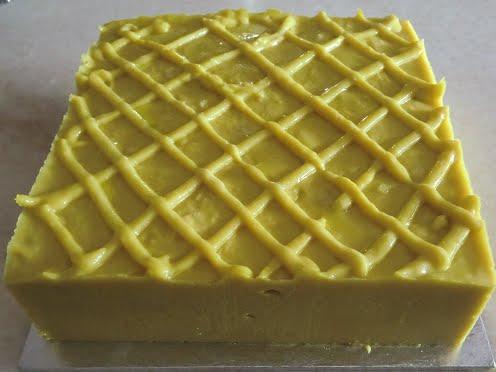 Durian Fudge Cake Recipe