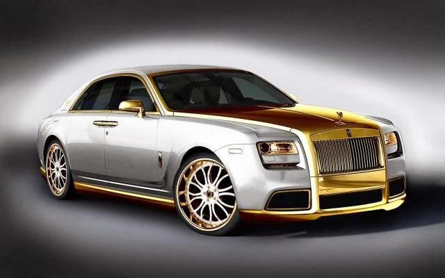 Rolls Royce Ghost A Royal Car New Cars Mania