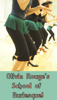 Olivia Rouge's School of Burlesque