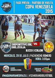 La Remontada en Copa Venezuela vs REDI Colón