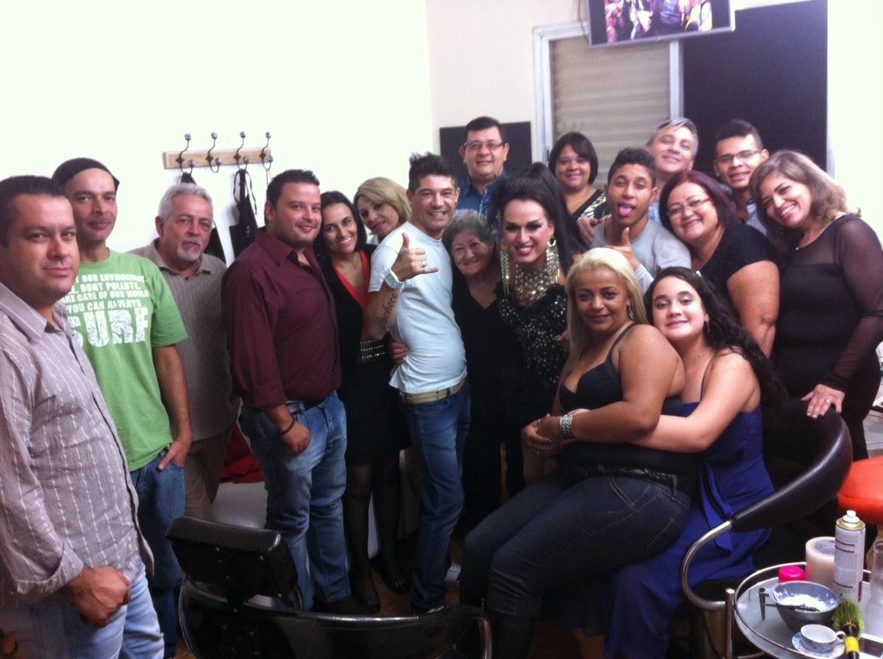 Inauguração do Studio Pacheco