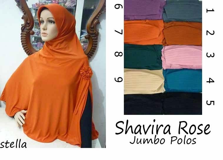 Jilbab Instant / Langsung Pakai Jumbo