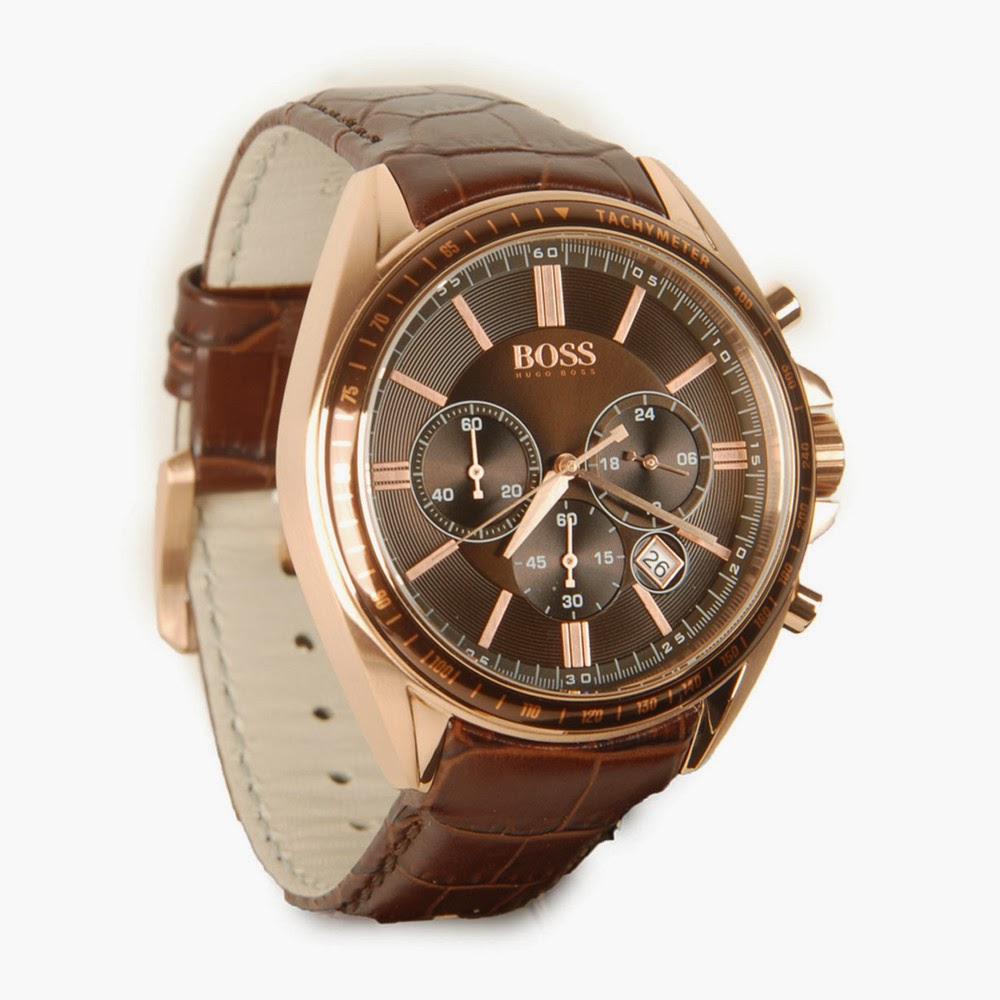 http://psyche.co.uk/mens/watches/hugo-boss-watches-mens-brown-leather-strap-rosegold-watch#.VH1-7WfLi-0