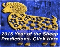 2015 Chinese Zodiac Predictions