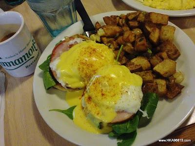 Photo of Cinnamon's Eggs Benedict