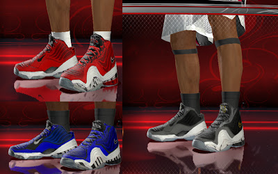 NBA 2K13 Nike Air Penny V Shoes Patch