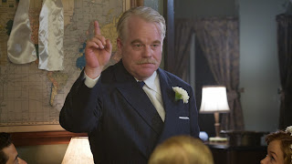 "Philip Seymour Hoffman in ""The Master"""