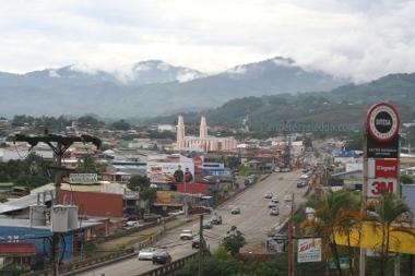 Vista de San Isidro desde casa sinaí