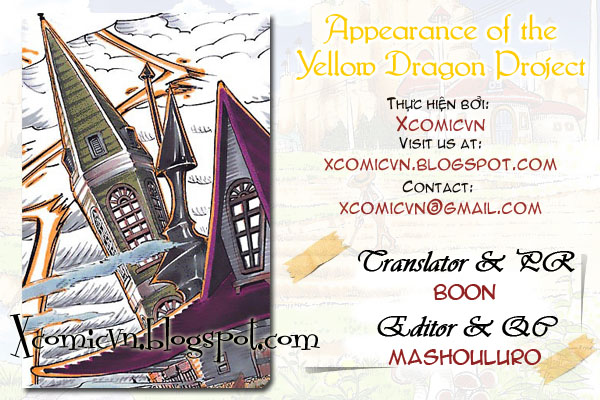 Appearance of the Yellow Dragon chap 7 - Trang 26