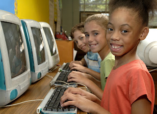 Computer Lab Fun