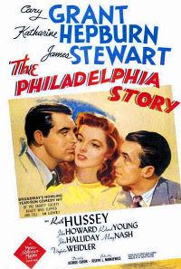 The Philadelphia Story (1940) Poster