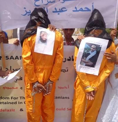 مصدر يؤكد قرب الإفراج عن سجين موريتاني بغوانتنامو