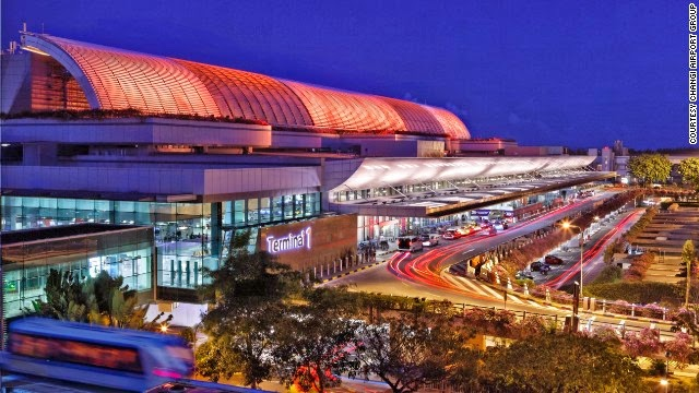 The World's Best Airports 2014