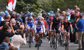 The Tour of Britain 2013