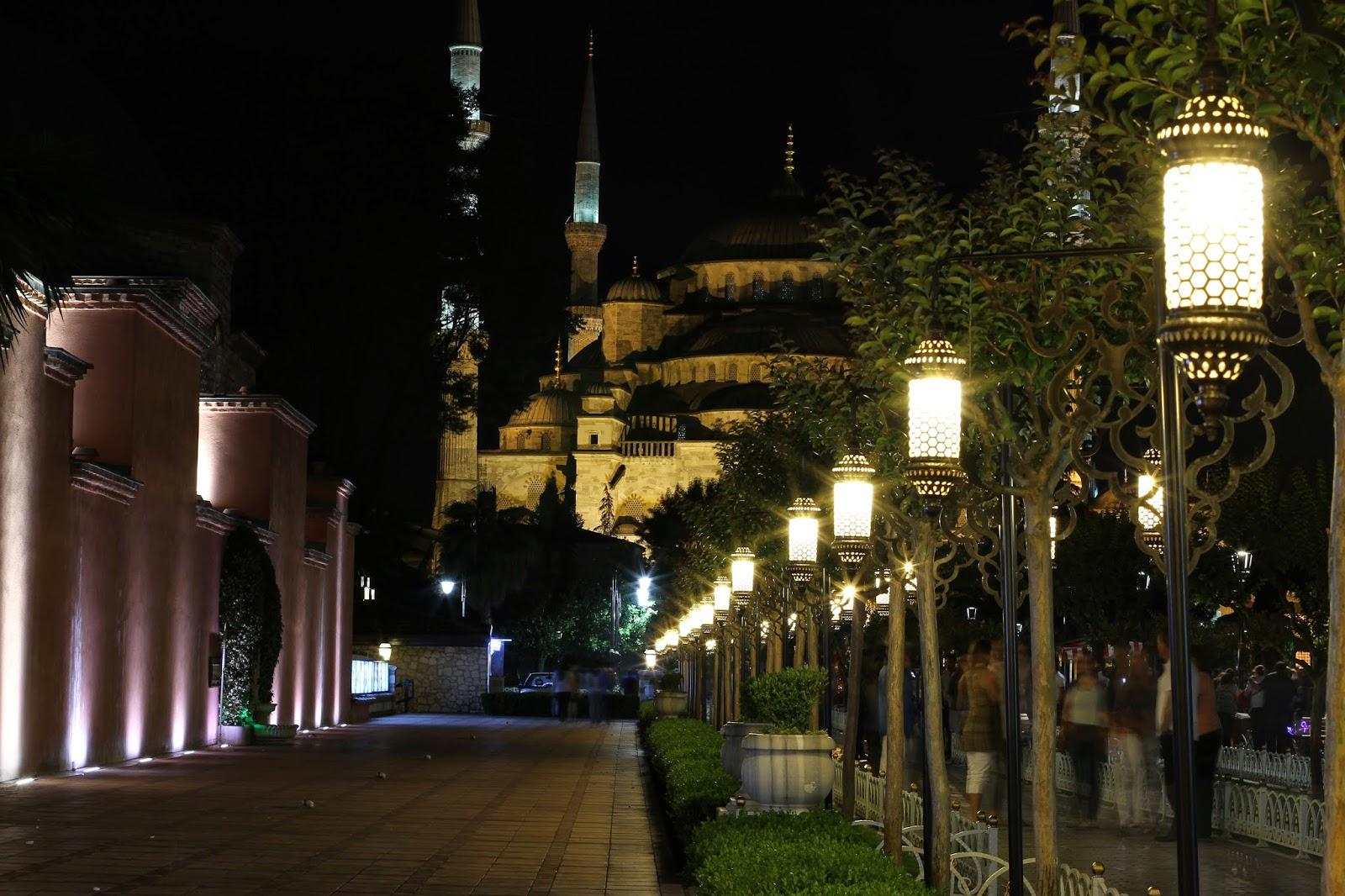 мечеть ахмеда