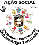 Os interessados em participar da Ação Cívico Social coordenada pelo Batalhão .