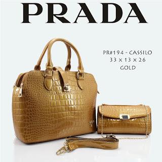 Tas KW Prada Cassilo Semi Premium 194MV Jakarta