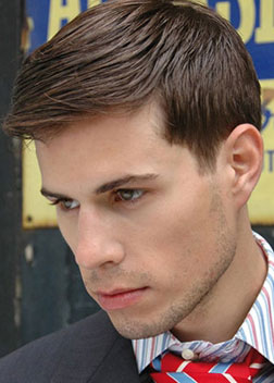 Classic Taper Fade Haircut For Men & Becuo