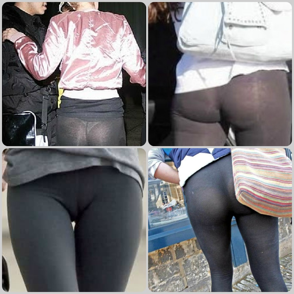 ass porn sexiga leggings