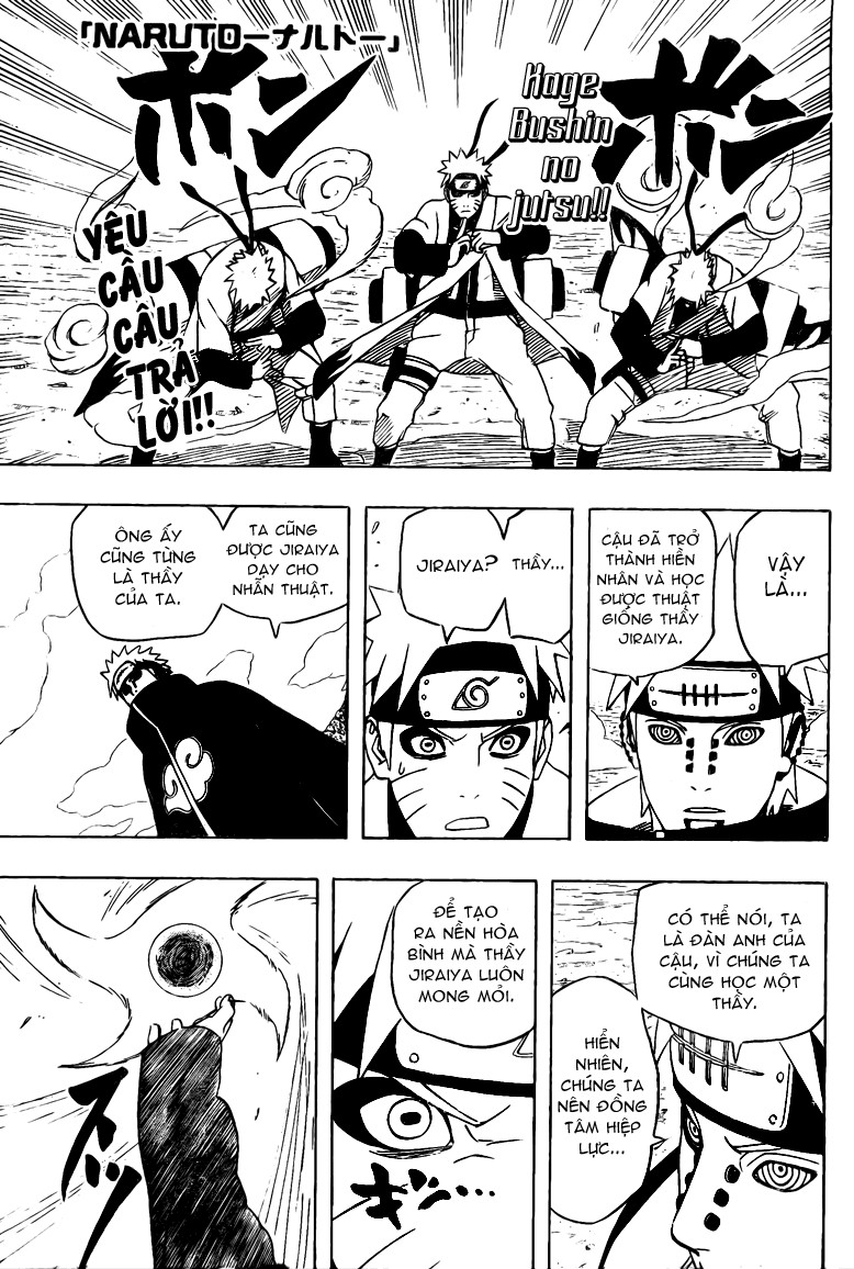 Naruto chap 432 Trang 2 - Mangak.info
