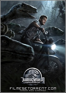 Jurassic World - O Mundo dos Dinossauros Torrent Dual Audio