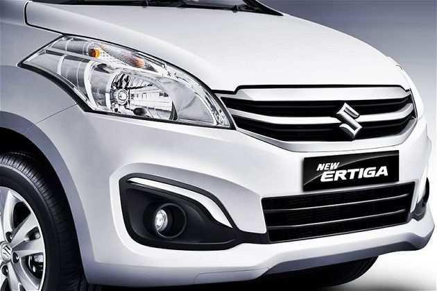 Suzuki Ertiga New 2015-2