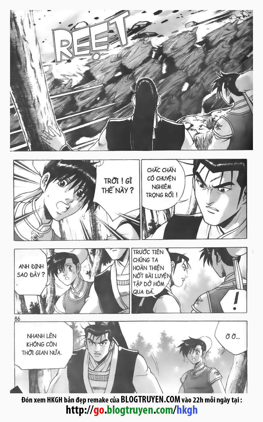 Hiệp Khách Giang Hồ chap 204 page 6 - IZTruyenTranh.com