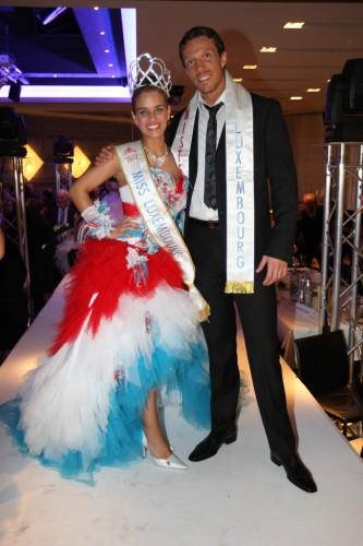 mister miss luxembourg 2011 winner deborah airoldi scorssery philippe von knobelsdorff