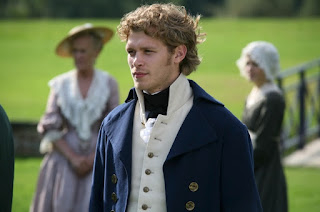 William Price, Joseph Morgan, Jane Austen, Mansfield Park