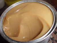 dulce de leche casero