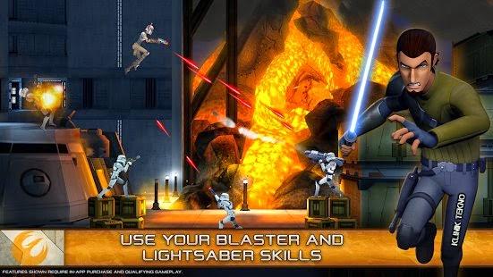 Star Wars Rebels: Recon v1.0.0 Apk + Data Mod Unlocked