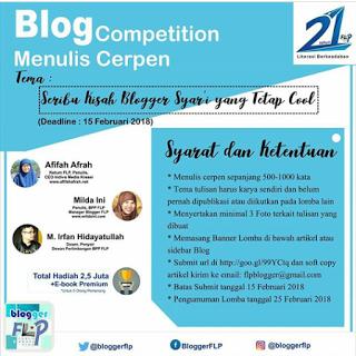 FLP BLog Competition