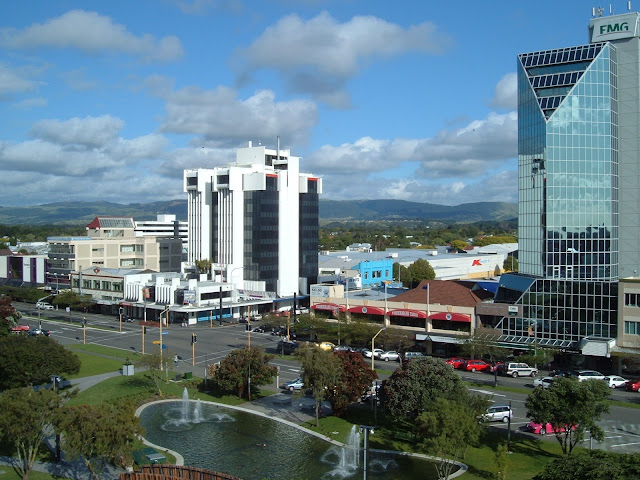 Palmerston North Square
