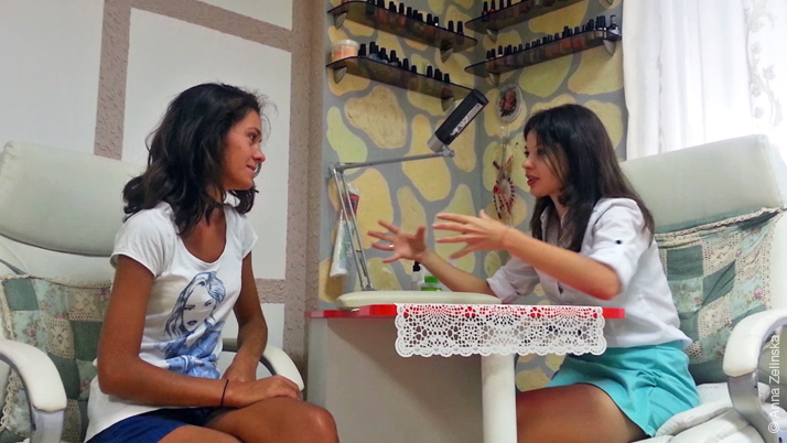 Интервью с Натальей в Черногории