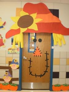 décorations portes