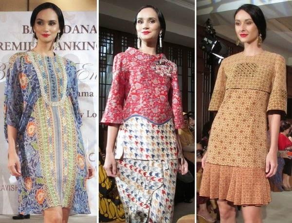Foto Baju Batik Danar Hadi Terbaru