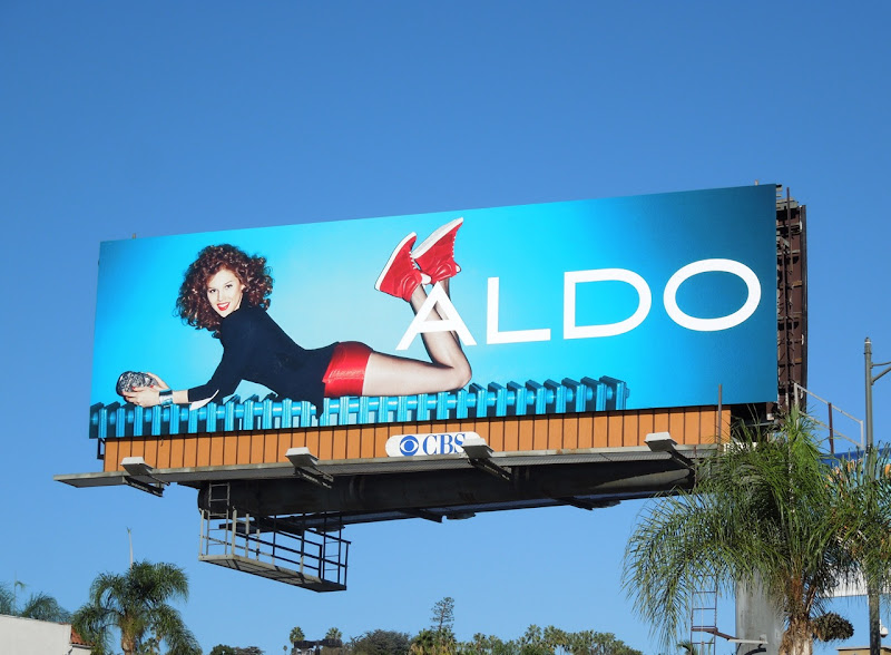 Aldo FW 2012 billboard