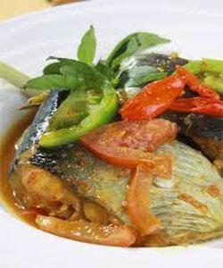 Resep Praktis dan Mudah membuat masakan khas pindang ikan patin ala palembang