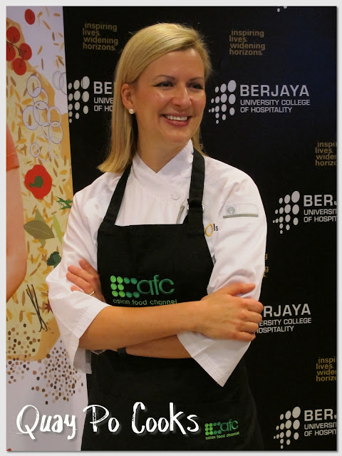 Up close with Anna Olson