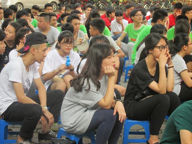 Hanoicab trao học bổng cho học sinh nghèo vượt khó