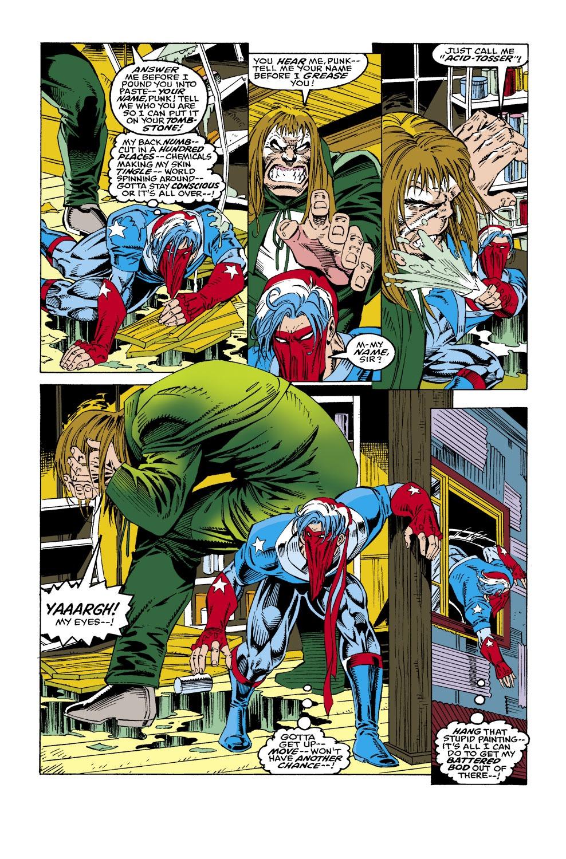 Captain America (1968) Issue #434 #384 - English 17