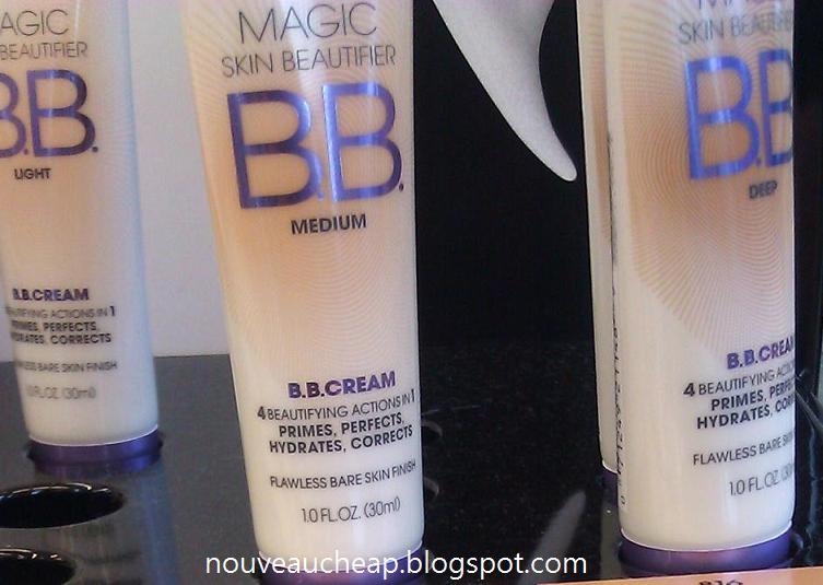 review l 39 oreal magic skin beautifier b b cream nouveau. Black Bedroom Furniture Sets. Home Design Ideas
