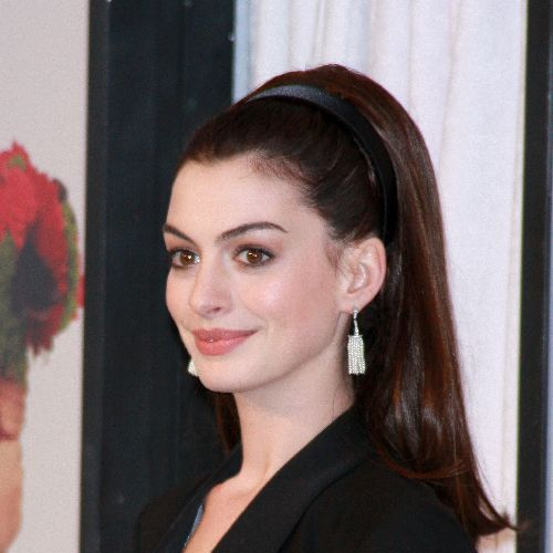 Fashion In The World: Anne Hathaway Hot Images