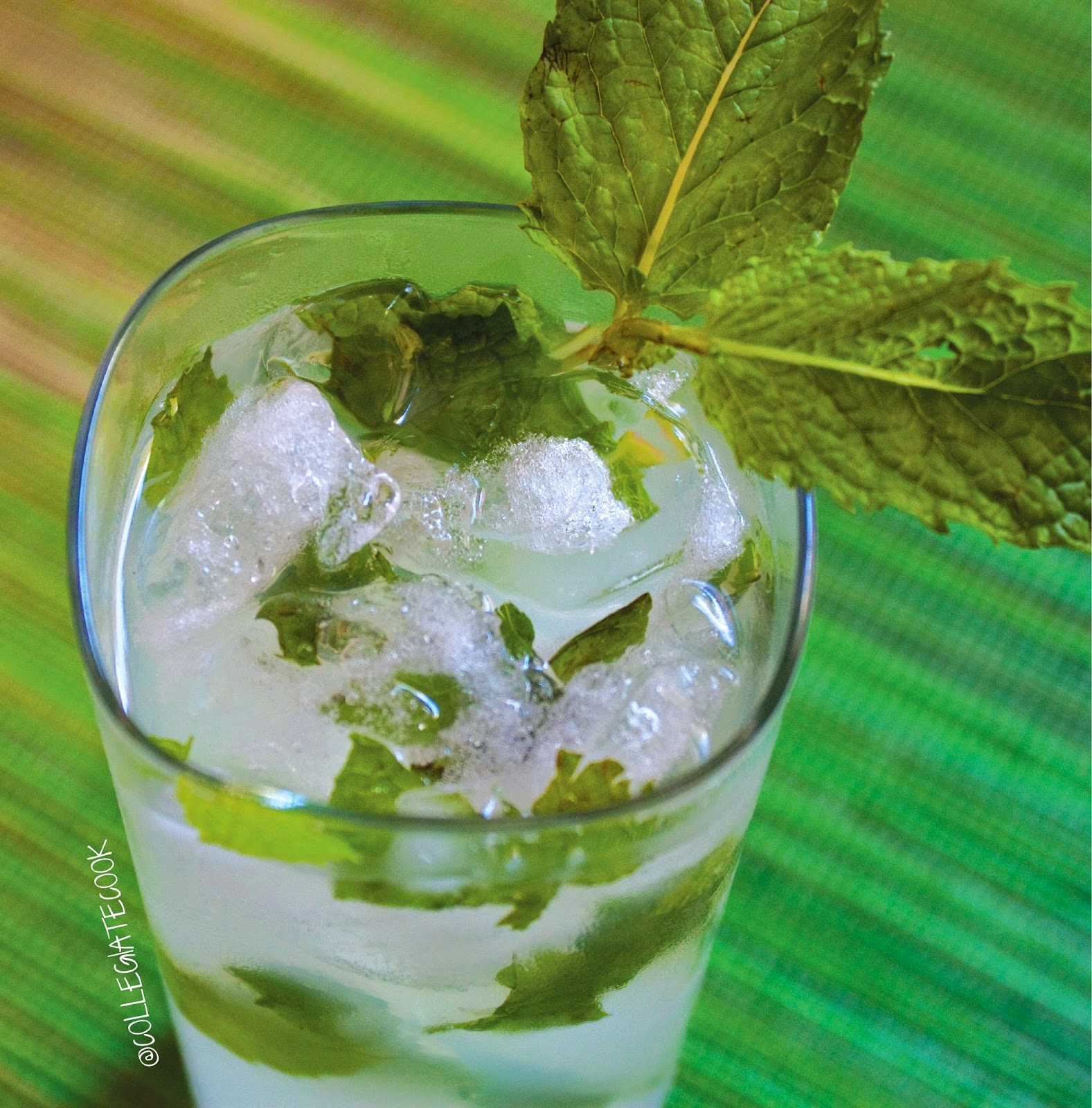 The Raging Bulls Mojito