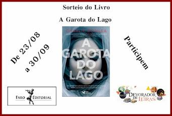 Banner A Garota do Lago