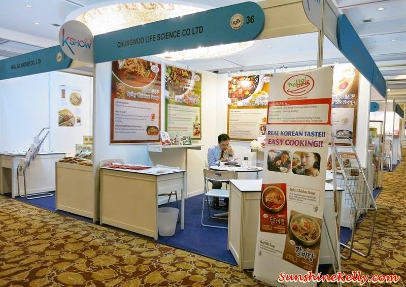 ChungWoo Life Science, Korean Instant food, korean Easy To Cook Food, K-Show 2014, Korean Lifestyle Trend, Korean hanbok, korean tradition, korean wave, korean culture, korean trend