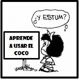 APRENDE A USAR EL COCO