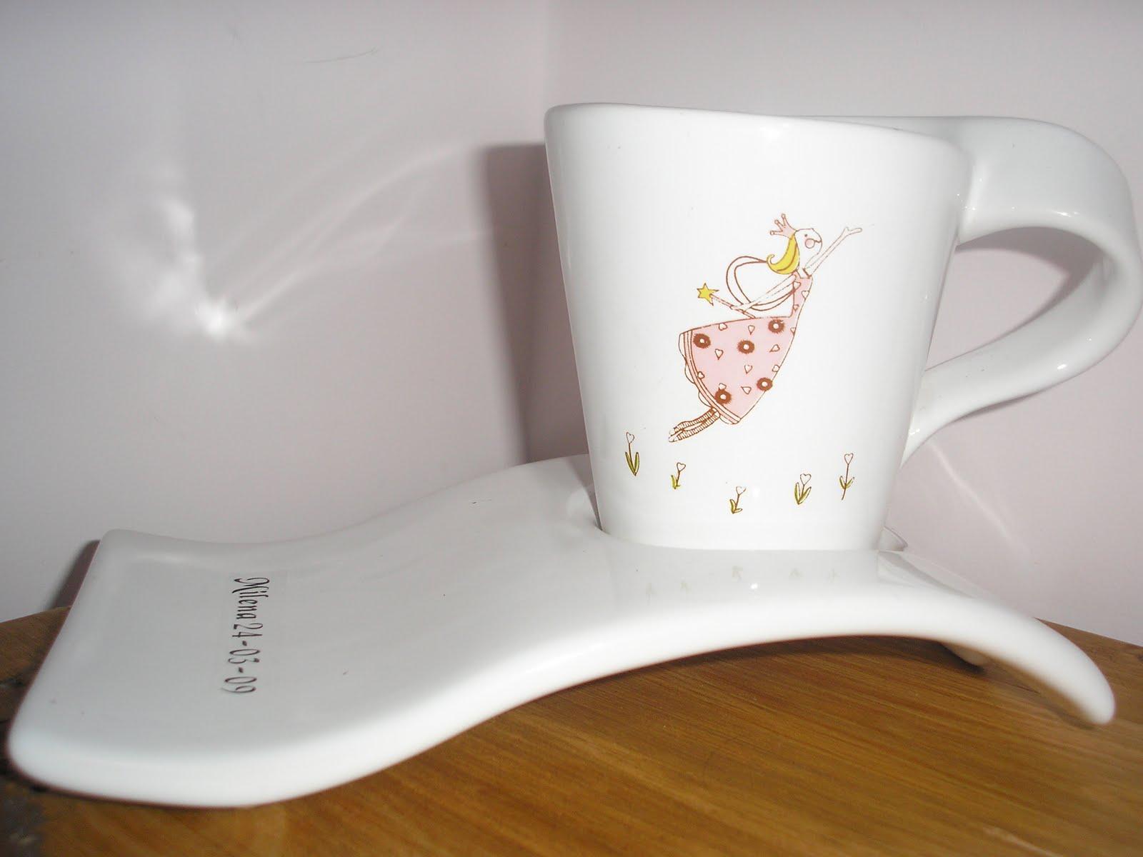 Tazas de ceramica y vajilla especiales y personalizadas for Modelos de tazas